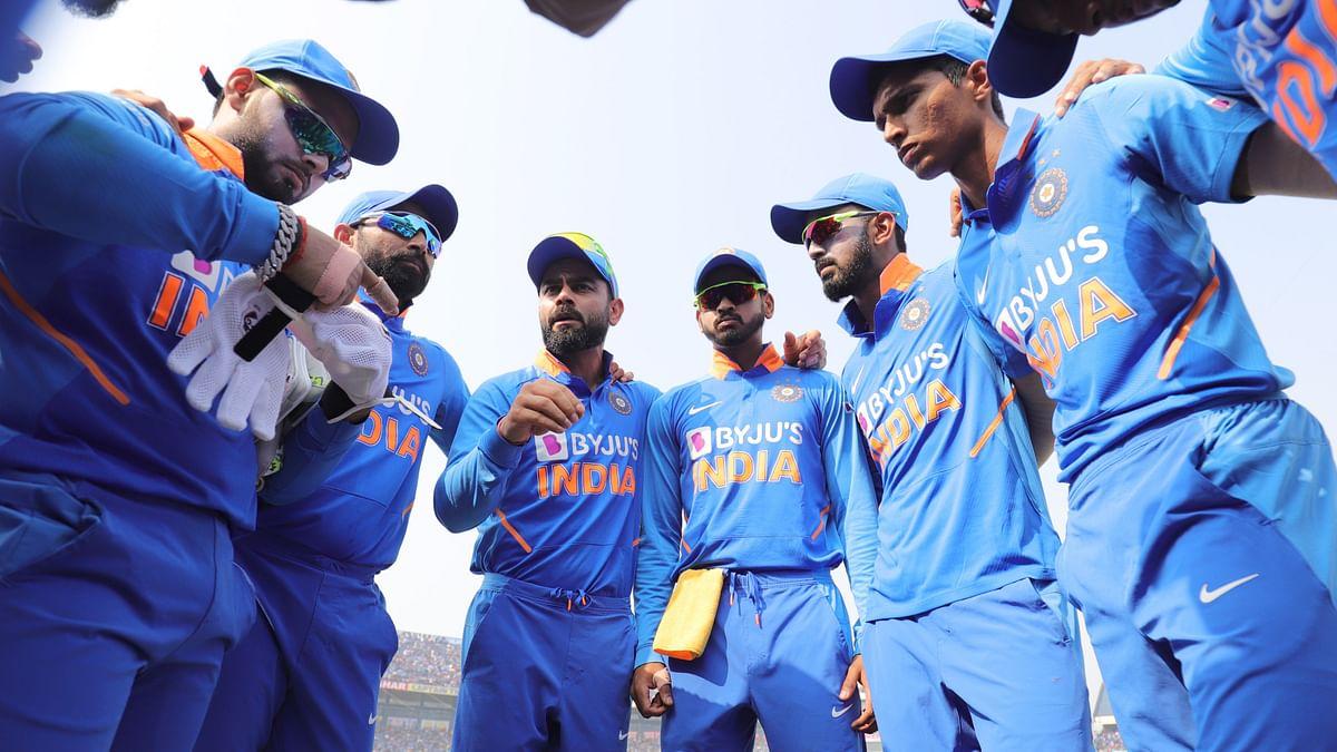 India vs Australia ODI 2020:Here's the Full Cricket Match Schedule
