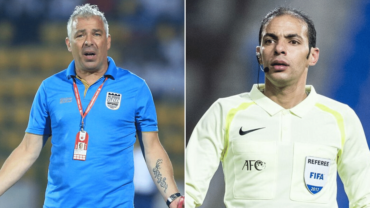 AIFF Disciplinary Team to Probe Referee's 'Racist Remark'