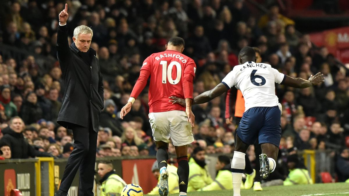 Jose Mourinho Loses in Old Trafford Return; Liverpool Win Derby