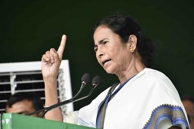 West Bengal Chief Minister Mamata Banerjee.(File Photo: IANS)