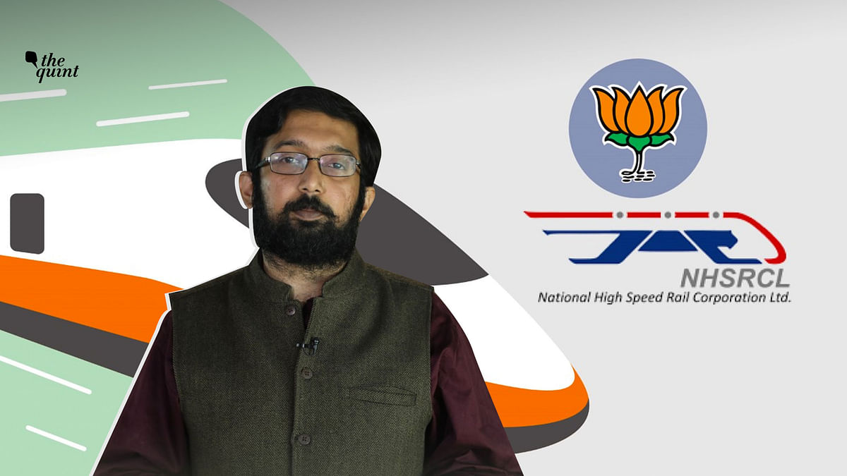 Companies That Donated to BJP Got Tenders For Bullet Train Project