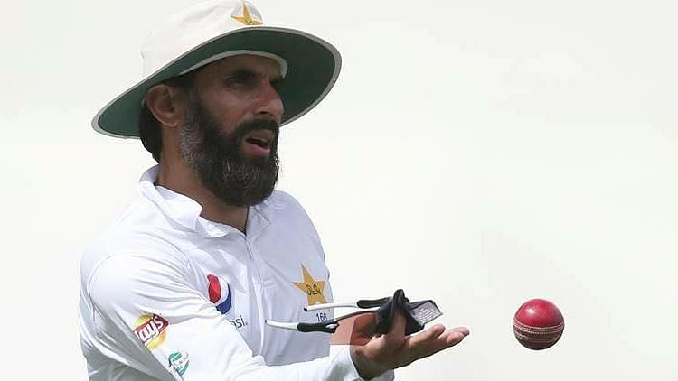 Misbah-ul-Haq on Wednesday resigned from his post as chief selector of the Pakistan men's cricket team.