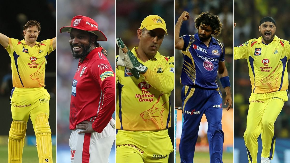 Five Legends Who Could Be Playing Their Last IPL Season
