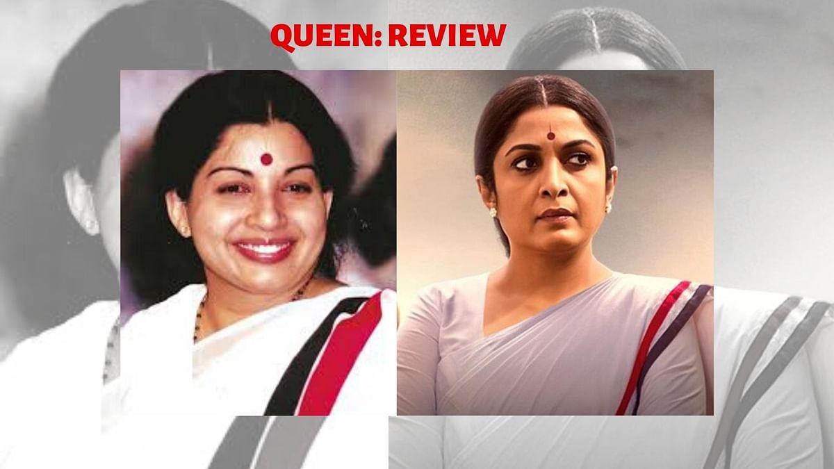 Queen: Ramya Krishnan Resurrects Jayalalithaa, And How!