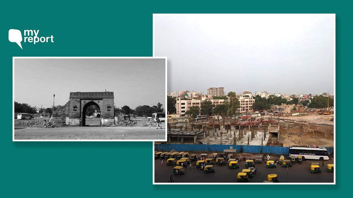 Historic Mughal Gate Razed in Ahmedabad, Authorities Pass Blame