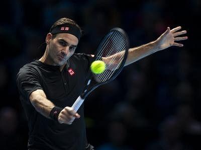 Roger Federer Returns With Win After 13-Month Gap