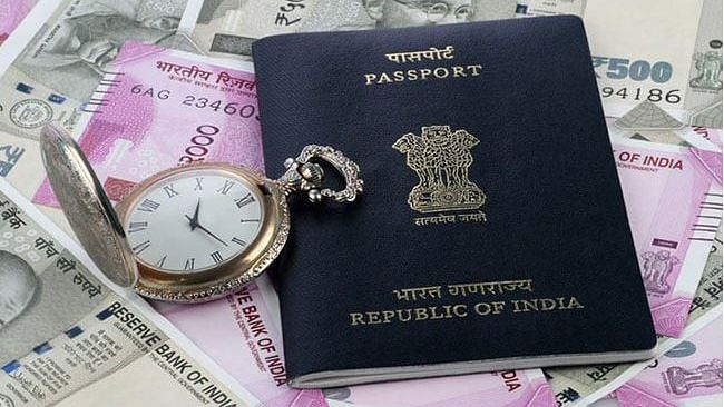 Lotus Symbol on Passports? MEA Says 'Part of Security Features'