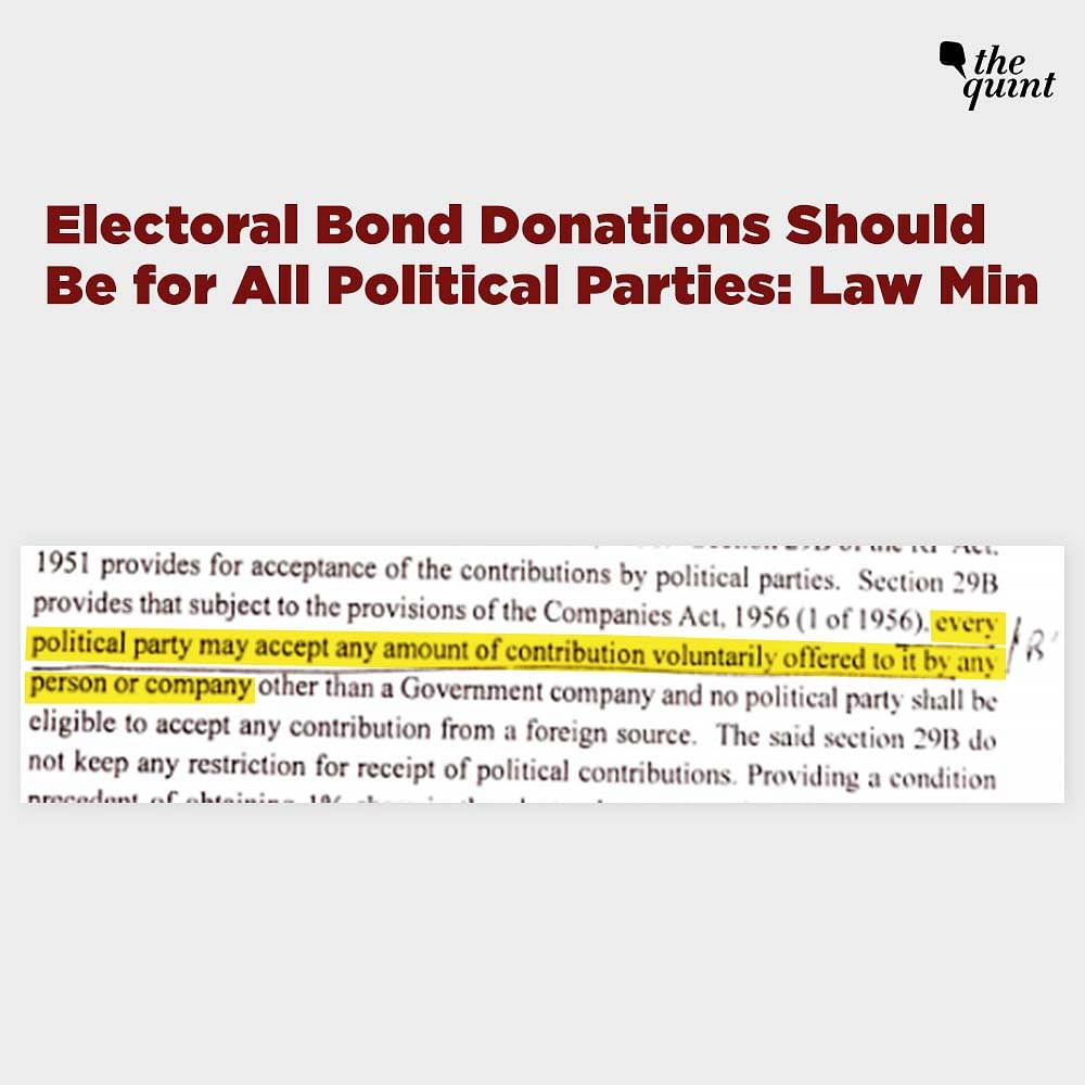 Screengrab of electoral bonds file noting received through RTI by transparency activist Anjali Bhardwaj.