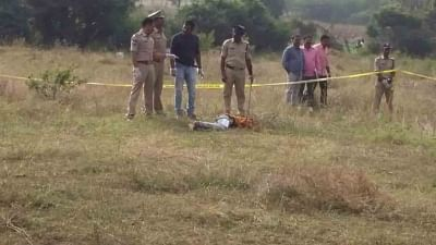 Shadnagar: Body of one of the four accused in the gang rape and murder of young veterinarian in Hyderabad, killed in a police encounter near Shadnagar town of Telangana