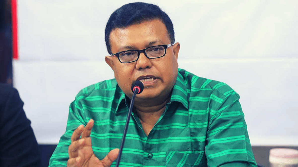 Reaz Ahmad, Executive Editor of the Dhaka Tribune, criticises India's Citizenship Amendment Bill (CAB).