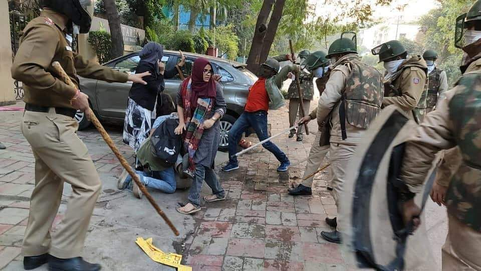 Night When Jamia Saw CAA Protests, Violence & Detainment