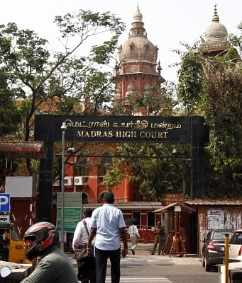 Madras High Court. (File Photo: IANS)