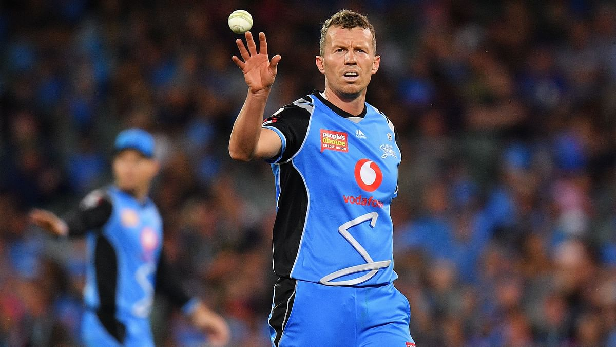 BBL: Peter Siddle Treated for Bushfire Smoke Inhalation
