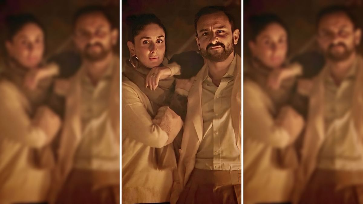 Saif's the Reason Why Kareena Auditioned for 'Laal Singh Chaddha'