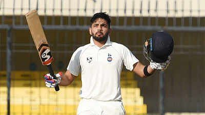 Ranji Trophy: Dhruv Shorey Named Delhi Captain