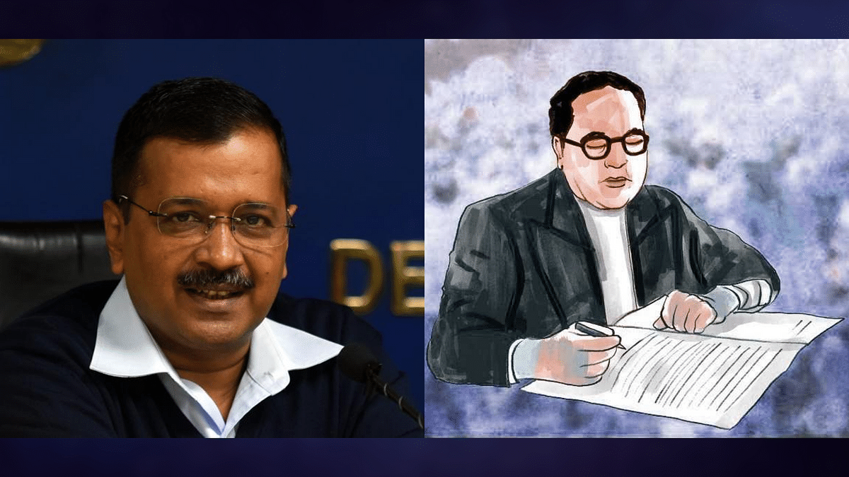 Delhi Govt Adds Booklet on BR Ambedkar to Middle School Curriculum