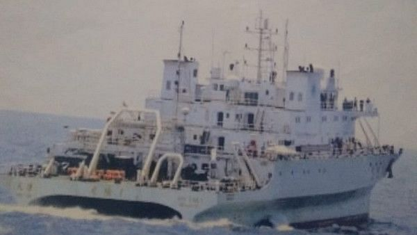 Navy Drives Away Chinese Vessel Likely Spying on Indian Activities