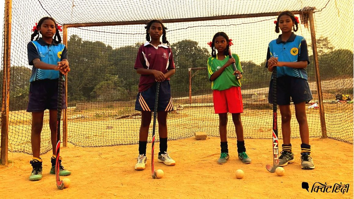 Hockey is a Chance to Escape Poverty for These Girls in Jharkhand