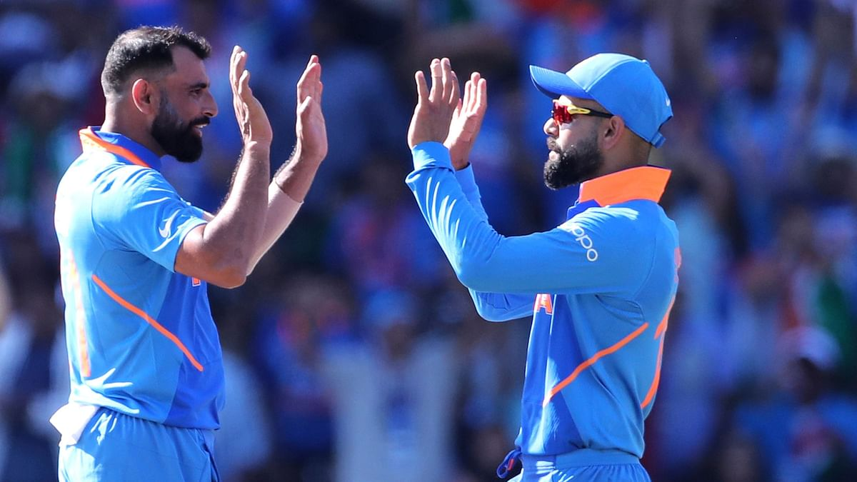 BCCI Sends Kohli, Shami, Dhawan, Kuldeep's Name for Asia XI T20Is