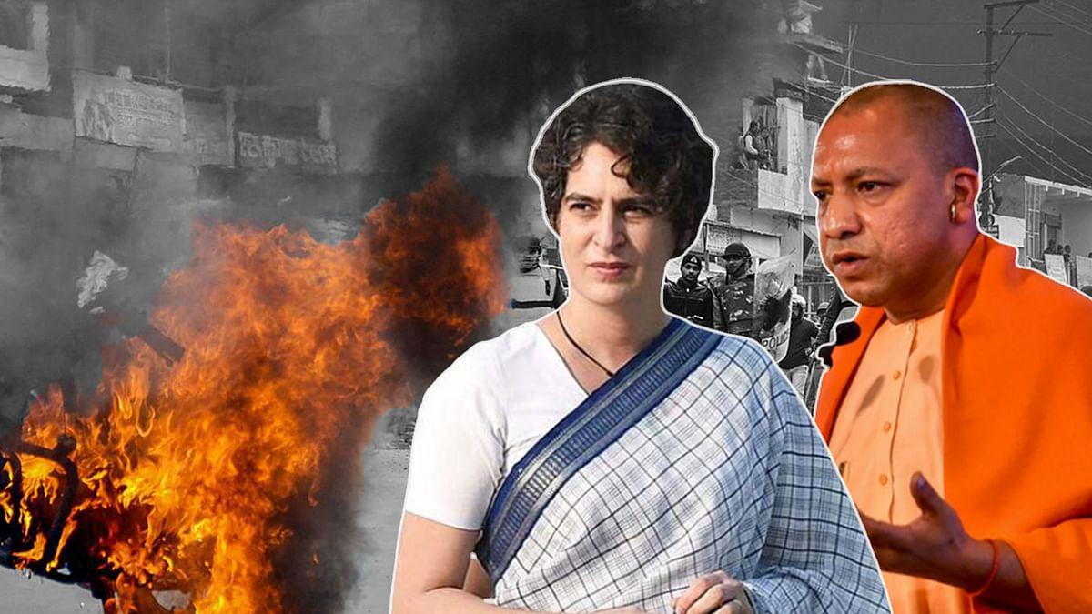 UP Police Spreading 'Anarchy': Priyanka Gandhi Addresses Media