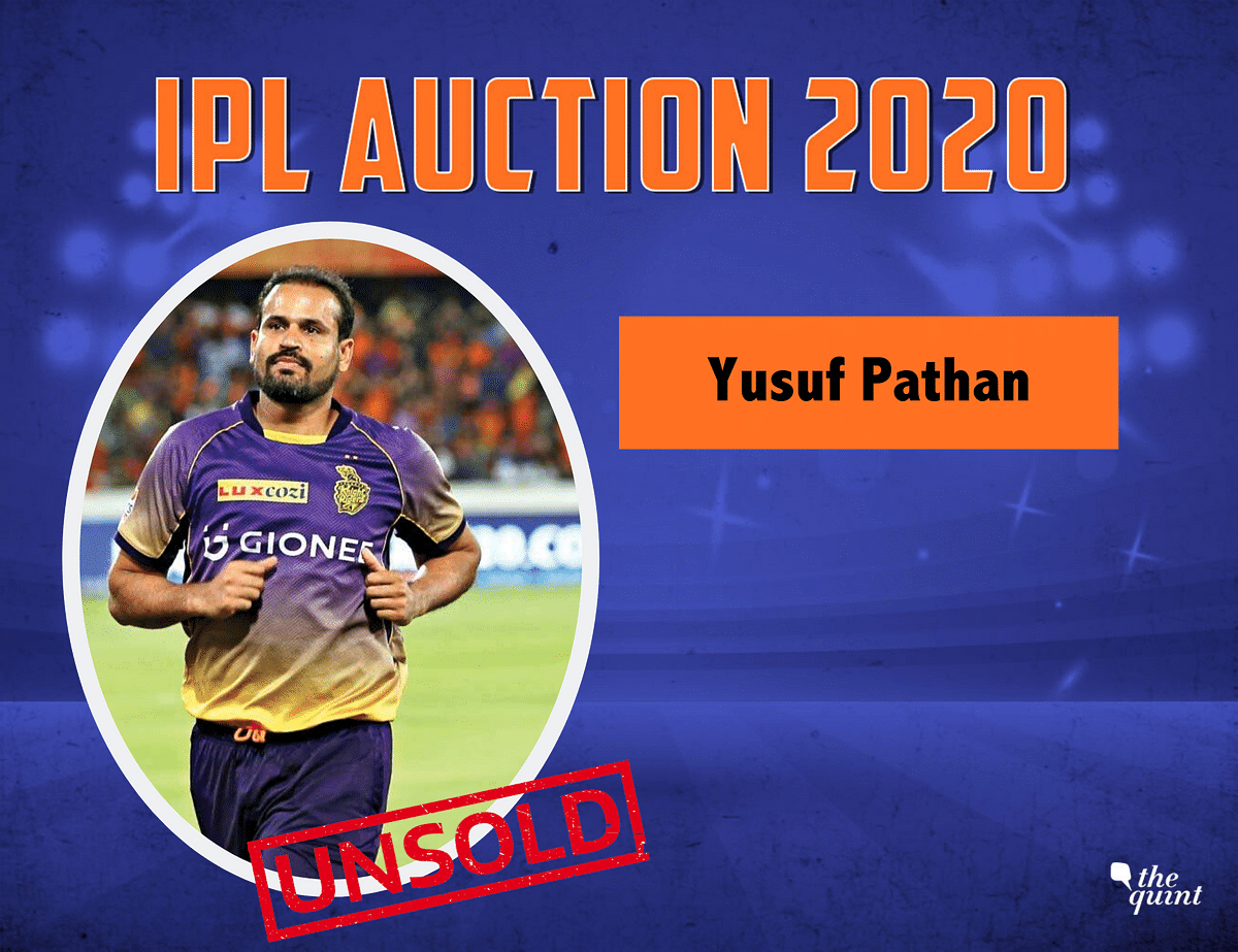 IPL Auction 2020: Big Players Who Have Gone Unsold