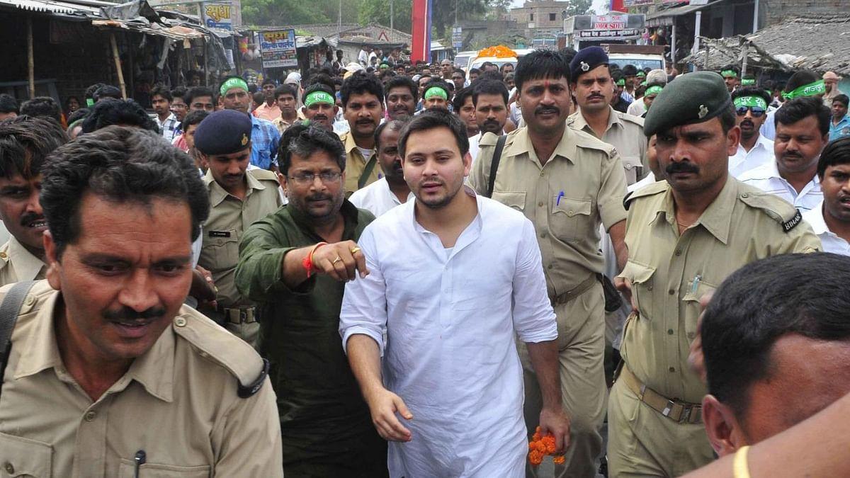 Lalu Yadav's Son Tejashwi to be RJD's CM Face for 2020 Bihar Polls
