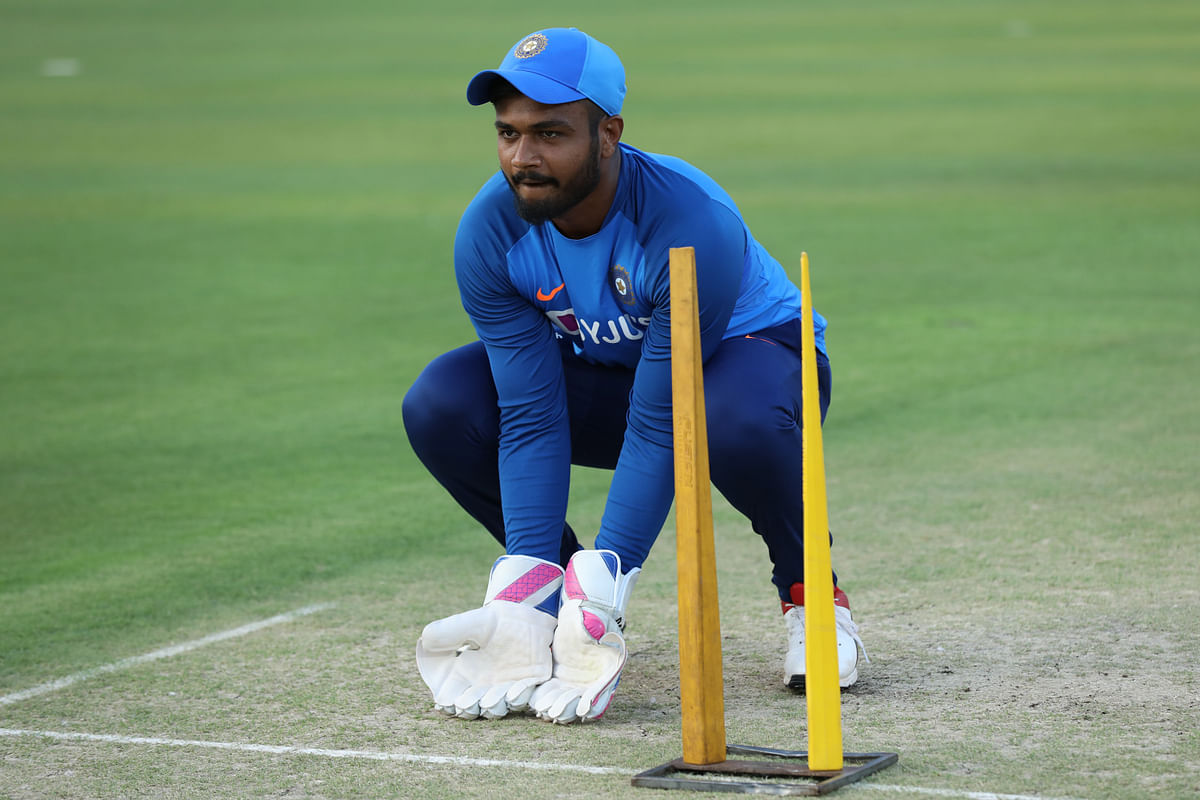 Sanju Samson's T20 figures – an average of 27.50 and a strike rate of 126.59 from 146 T20s – show nothing extraordinary