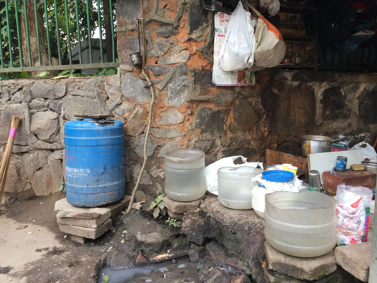 'It Was Water, Not Kerosene': Locals On Jamia Bus Arson Incident