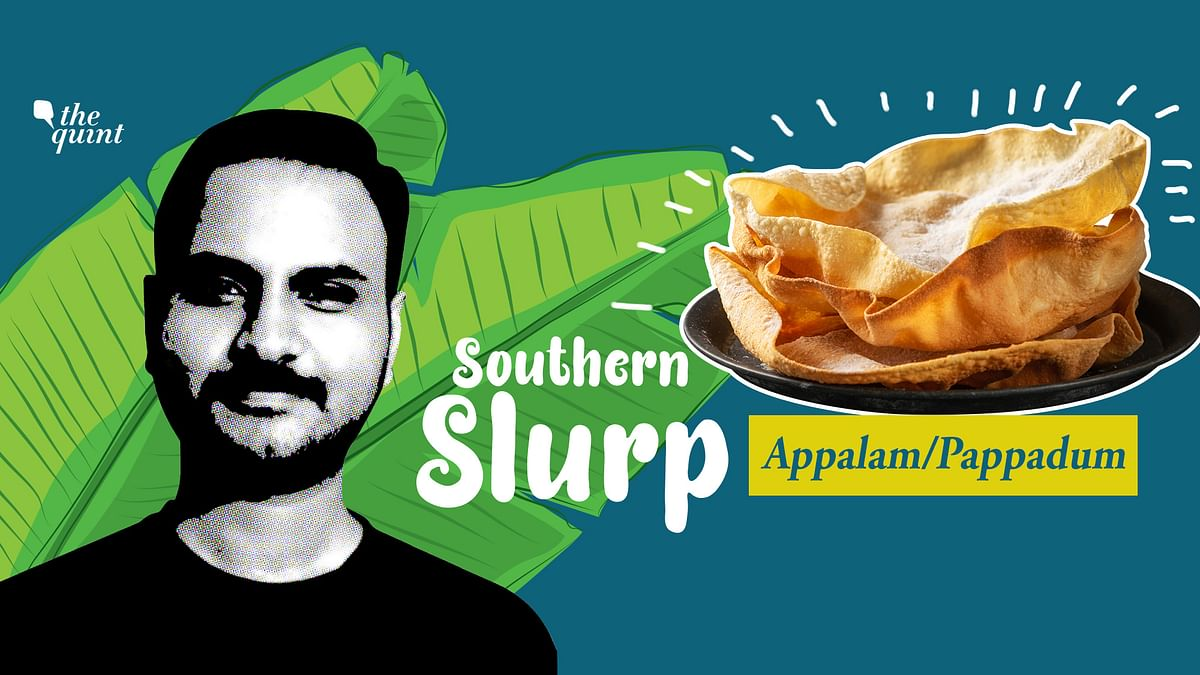How Papad is Not the Same as Appalam is Not the Same as Pappadum!