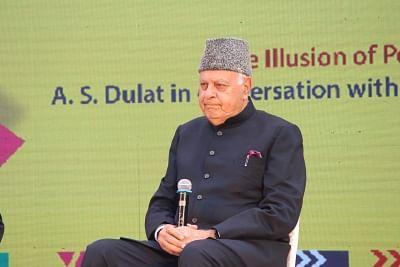 Farooq Abdullah. (Photo: IANS)