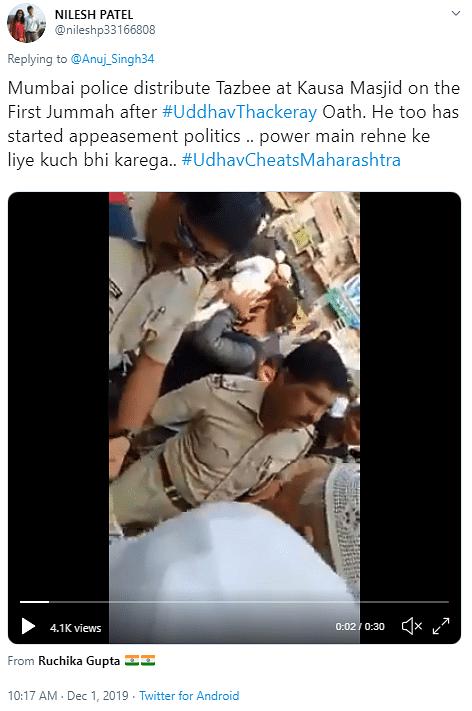 Madhu Kishwar Tweets Qaumi Ekta Week Video With Communal Spin