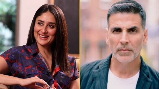 I Want to Get Paid as Much as Akshay Kumar Does: Kareena Kapoor