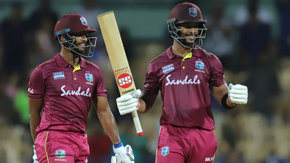India vs WI 1st ODI: West Indies Beat India by Eight Wickets