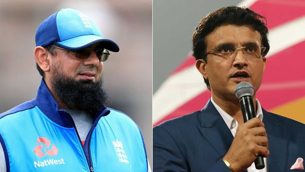 Won My Heart in 40 Minutes: Saqlain Mushtaq on Sourav Ganguly