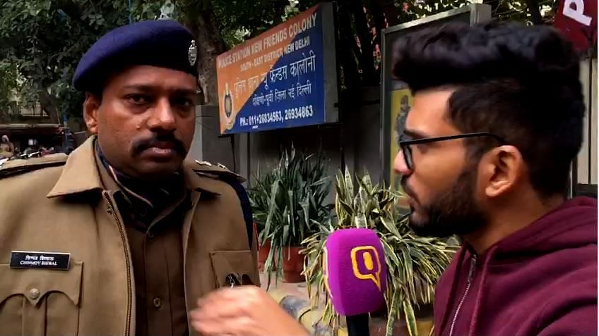 Cops Contained Jamia Violence, Tear Gas Use Quite Lawful: DCP