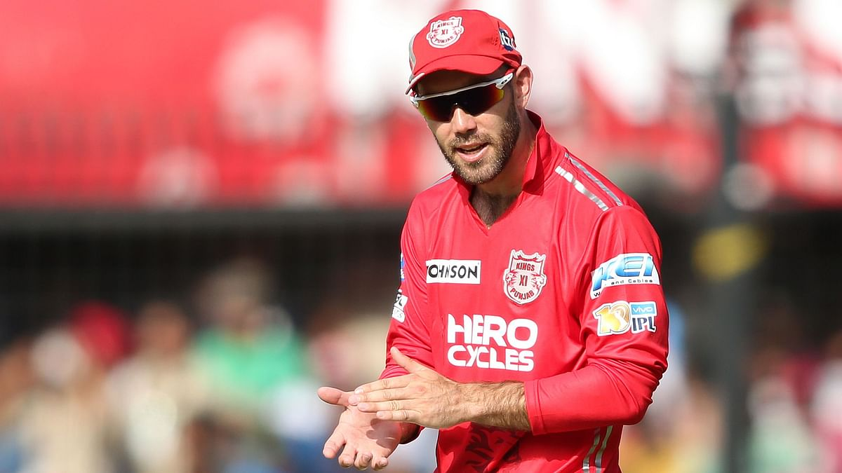 Glenn Maxwell Released by KXIP Along With Neesham & Karun Nair