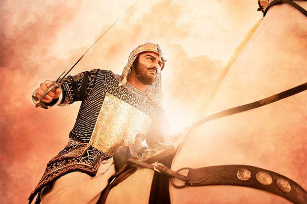 Arjun Kapoor in <i>Panipat: The Great Betrayal.</i>