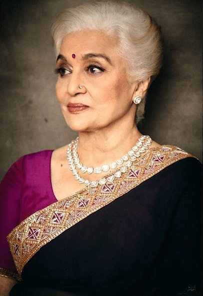 Asha Parekh chooses to be single than to be stuck in a miserable relationship.