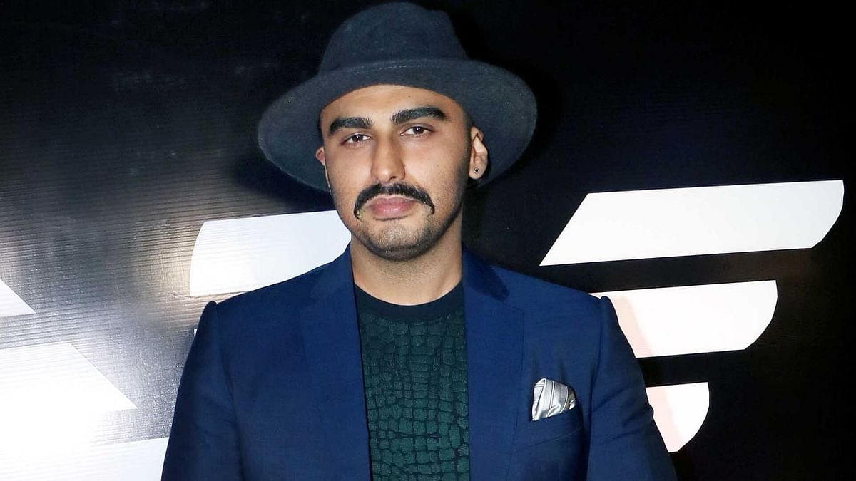 Actor Arjun Kapoor.