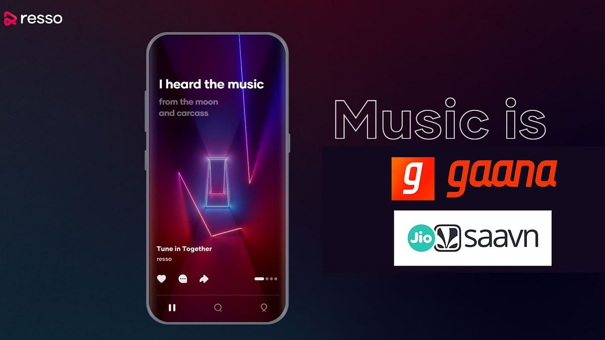 TikTok Makers Bring Music Streaming App Resso to India