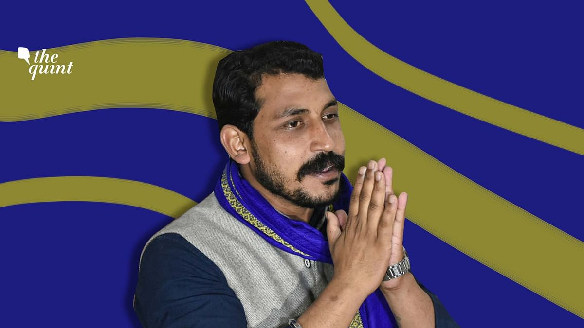 Image of Bhim Army Chief Chandrashekhar Azad used for representational purposes.