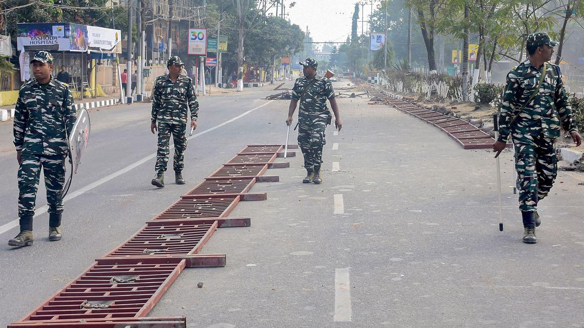 Citizenship Bill Stir: Tripura Govt Suspends Internet for 48 Hrs