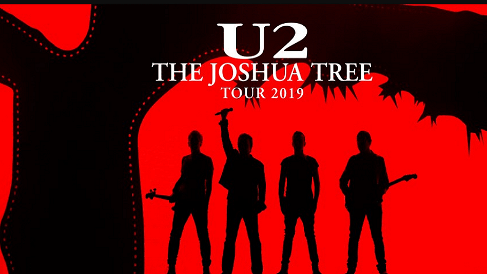 U2 Concert in Mumbai: How to Book U2 The Joshua Tree Tour tickets online.