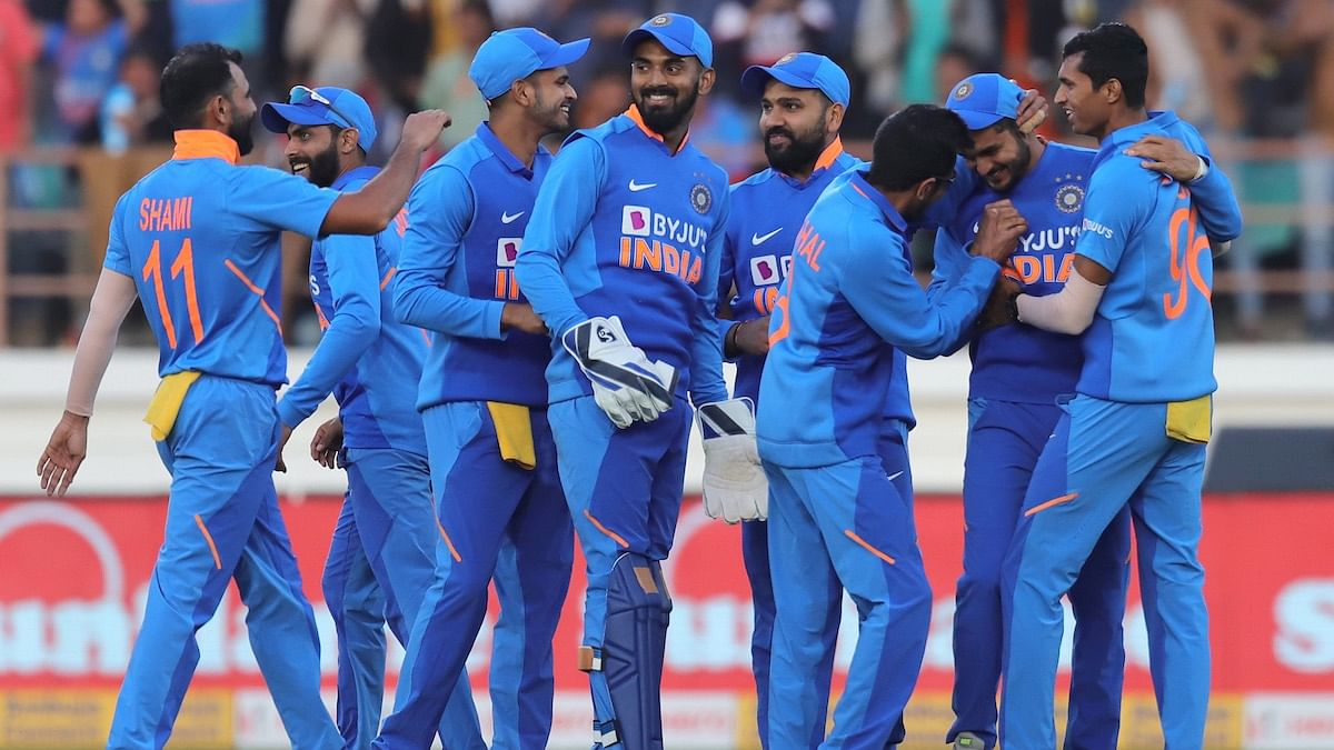 India levelled the three-match series with a comfortable 36-run victory over Australia in the second ODI in Rajkot on Friday, 17 January.