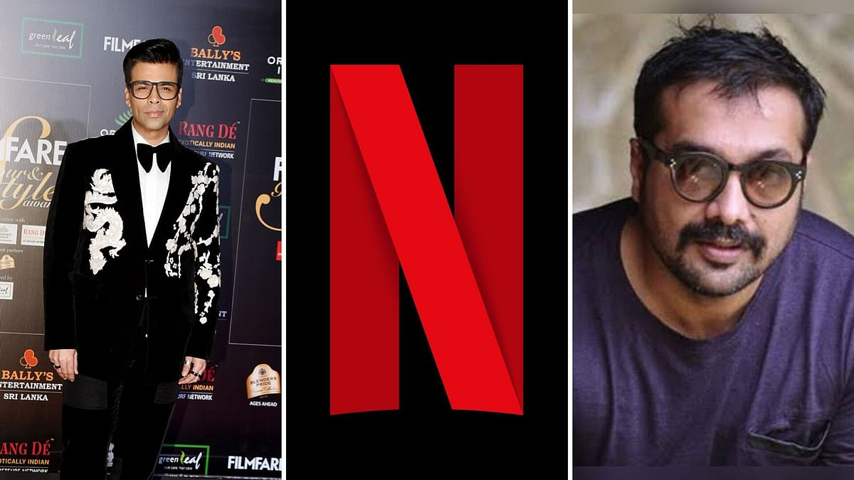 Netflix India announces four new projects.