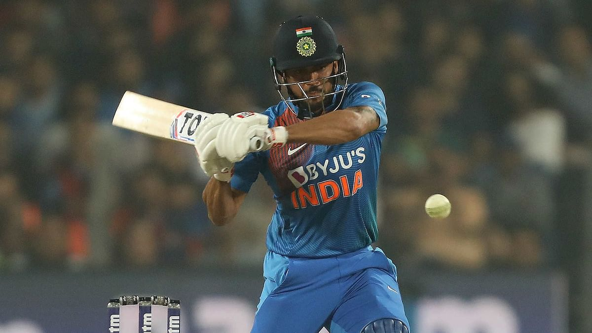 Happy to Contribute to Side's Win: Manish Pandey