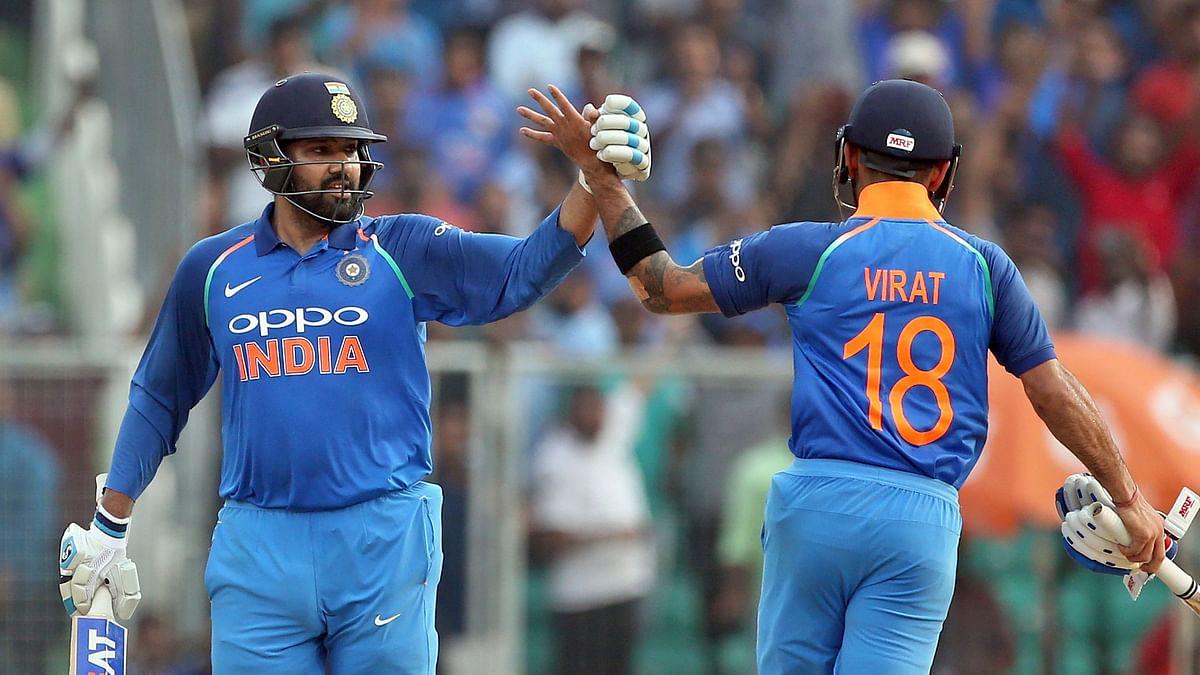 Rohit ICC's ODI Cricketer of the Year; Kohli Test & ODI Captain