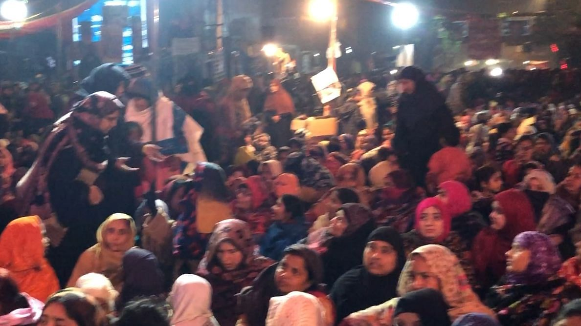 Several women have been sitting in New Delhi's Shaheen Bagh to protest against the Citizenship (Amendment) Act for the last one month.
