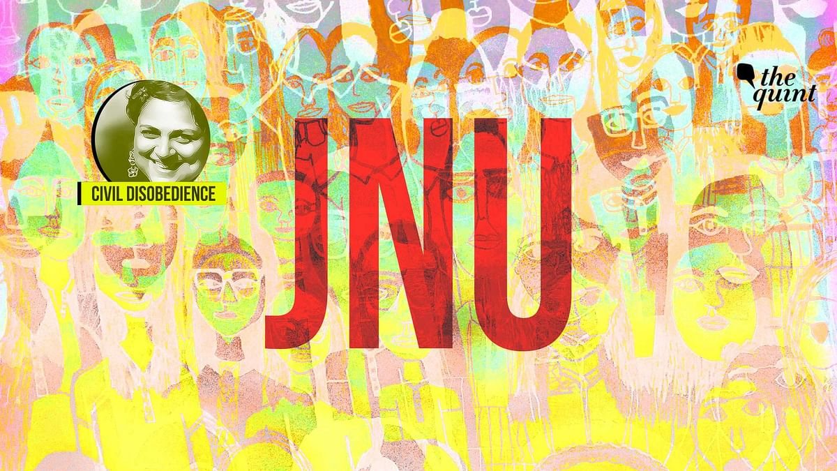 JNU Of My Days Allowed All Shades of Politics — What Changed?
