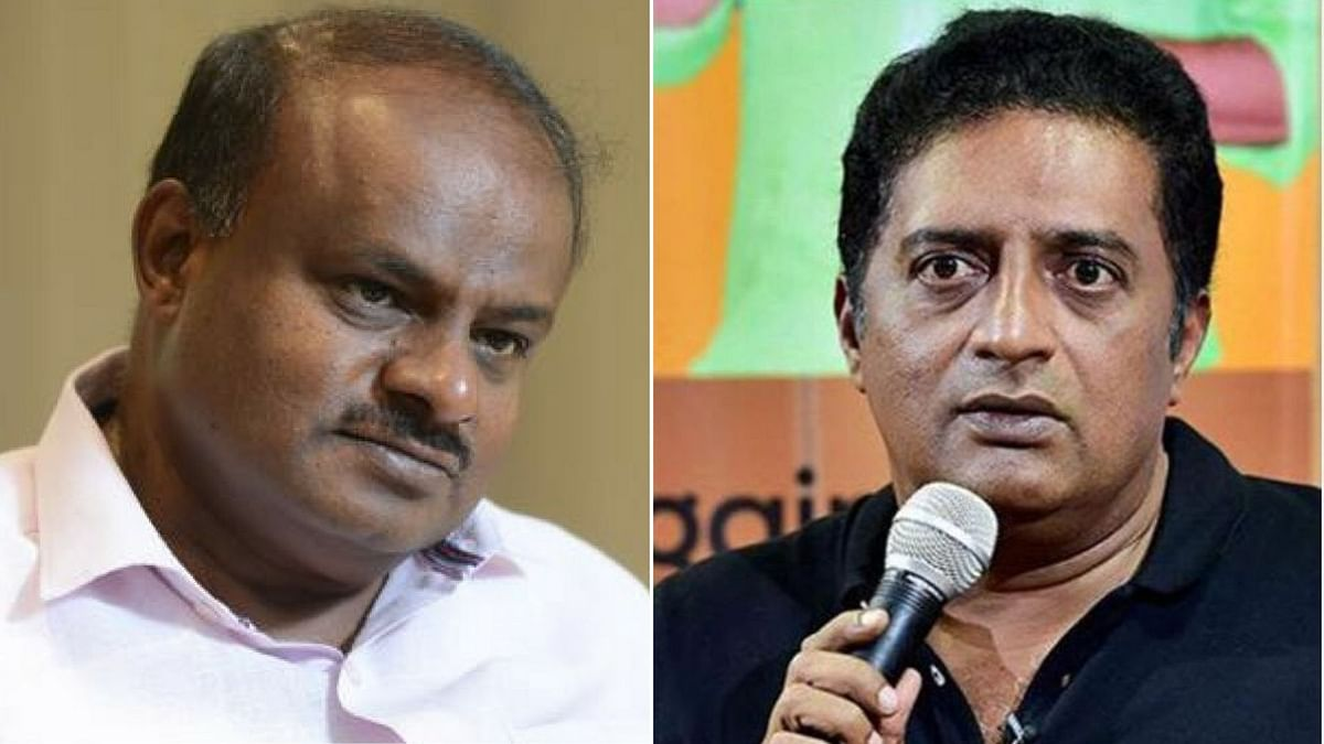 Threat Letter Sent to Ex-CM Kumaraswamy, Prakash Raj & 13 Others